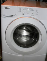 Laveuse frontale Whirlpool