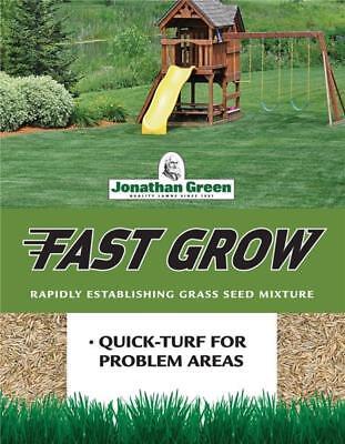 NEW Jonathan Green 10820 Fast Grow Grass Seed Mix, 3 Pound BAG FRESH 3984960 - Fast Grass Seed