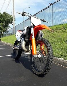 2016 KTM 150 SX Kitchener / Waterloo Kitchener Area image 3
