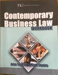 I want to buy Contemporary business law book: second hand is fine Surry Hills Inner Sydney Preview
