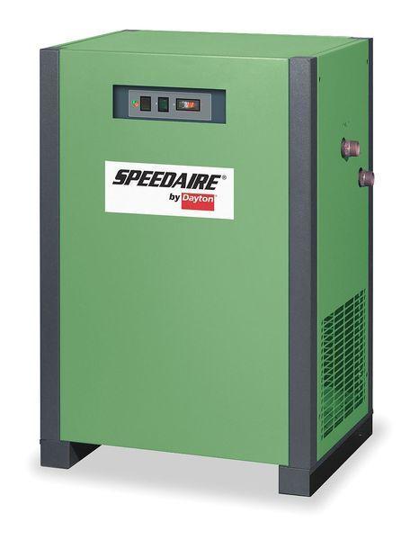 SPEEDAIRE 1ZPV1 Compressed Air Dryer, 150 CFM, 40 HP, 115V