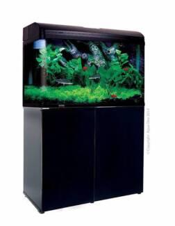 Aqua One 850 Black 165L Aquarium Package SAVE $$$ BRAND NEW