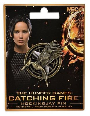 The Hunger Games Catching Fire Mockingjay Pin Prop Replica - Hunger Games Mockingjay Pin