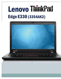 Lenovo ThinkPad E330 i5 laptop excellent condition