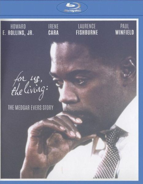 For Us the Living: Medgar Evers Story (Margaret Avery) Region A BLURAY - Sealed
