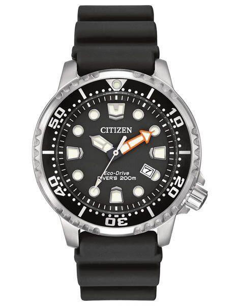 CITIZEN Eco-Drive BN0150-28E Promaster Diver Men's Black Pol