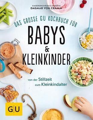 Das große GU Kochbuch für Babys &