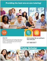 Tutoring Positions Available
