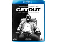 Get Out (2017) - HD DVD