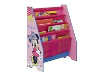 Minnie Mouse kids bookcase