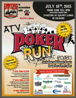 United ATV Poker Run July 18
