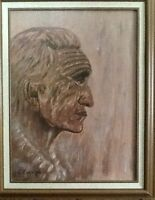 Chief Dan George memorabilia