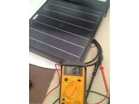 2.5V REW Solar Panel Mono Crystalline