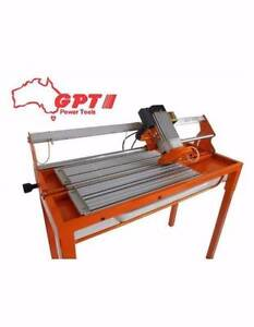 ELECTRIC WET/DRY CONCRETE BRICK TILE SAW TILE CUTTER MACHINE Broadmeadows Hume Area Preview