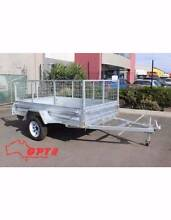 8X5  BOX TRAILER & TIPPERS Avondale Heights Moonee Valley Preview