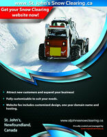 www. St. John's Snow Clearing .ca can Generate Leads for you!!!