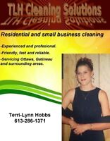 Residential and Small Business Cleaning