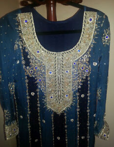Pakistani Wedding Dress Size (10-12) Edmonton Edmonton Area image 2