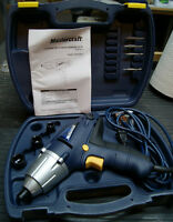 Mastercraft electric impact driver