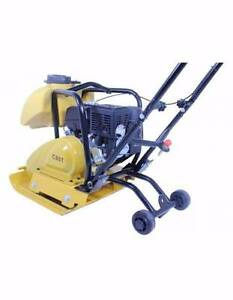6.5 HP PLATE COMPACTOR C90   WITH WARRANTY Coolaroo Hume Area Preview