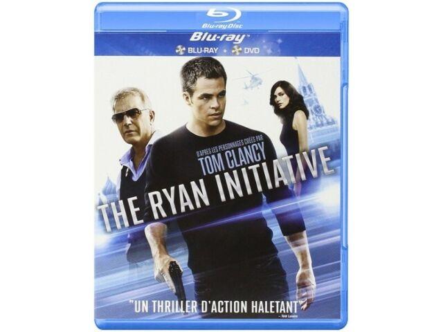 The Ryan Initiative (Chris Pine, Kevin Costner, Keira Knightley) BLU-RAY + DVD