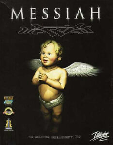 Messiah, PC Game by Interplay, Released in 2000