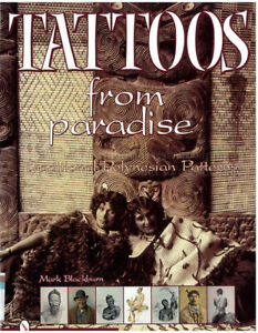 TATTOOS FROM PARADISE: Traditional Polynesian Patterns