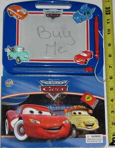 Cars BOARD Book & Magnetic Pen Writer London Ontario image 1