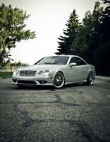Merecedes-Benz CL65 AMG V12 Twin Turbo
