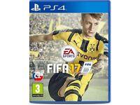 FIFA 17 AND FIFA 16 BOTH £10 PS4 GAMES