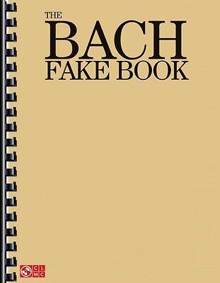 The Bach Fake Book Sheet Music Piano Book NEW 002501427 ()