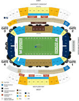 2 Tix Bombers v Stampeders section 228 row 14 seat 9-10 Aug 29th