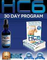 FREE SHIPPING... HCG / HC6 Weight Loss Drops and Diet Plan