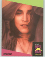 Music Star Cards Madonna, LL Cool J, Led Zeppelin, Sting etc.
