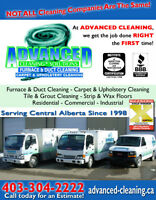 Furnace & Duct Cleaning