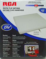 RCA Digital Flat HDTV Antenna CANT1400 New