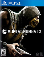 Mortal Combat X_For Ps4 Wanted