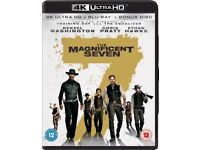 Magnificent Seven 4K Blu-ray