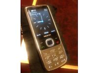 Very Rare Chrome Nokia 6700 Factory Unlocked to all Networks Can Deliver