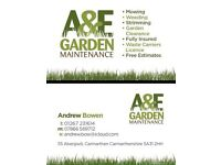Full/Part time Gardner Required