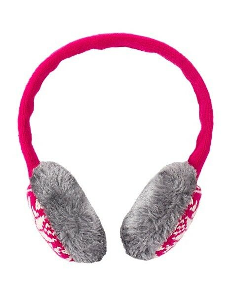 Music ear warmer muffs