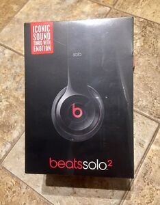Brand New Beats by Dr.Dre Solo 2 Still Sealed