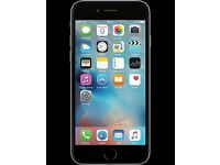 IPHONE 6 - 16GB - O2 - SPACE GREY - FROM SHOP - £285