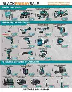 BLACK FRIDAY TOOL SALE - DEWALT - MILWAUKEE - MAKITA Sarnia Sarnia Area image 6