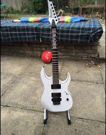 Ibanez mtm 20 Mick Thomson guitar