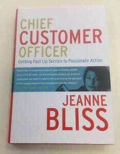 Chief Customer Officer by Jeanne Bliss - Local Pickup Only Sunshine Brimbank Area Preview