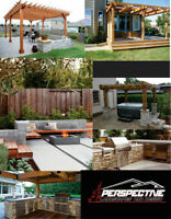 LANSCAPE,OUTDOOR KITCHEN DESIGN,INSTALL,PATIO,FIREPLACE,FENCING