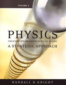 Physics randall knight kijiji in toronto gta buy sell physics for scientists and engineers a strategic approach vol2 fandeluxe Gallery