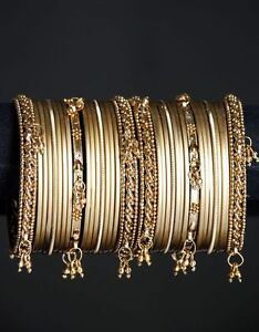 Indian & Pakistani Jewelry [ earrings, bangles, cocktail ring ]