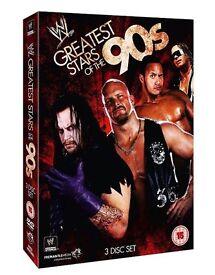 WWE wwf greatest stars of the 90s